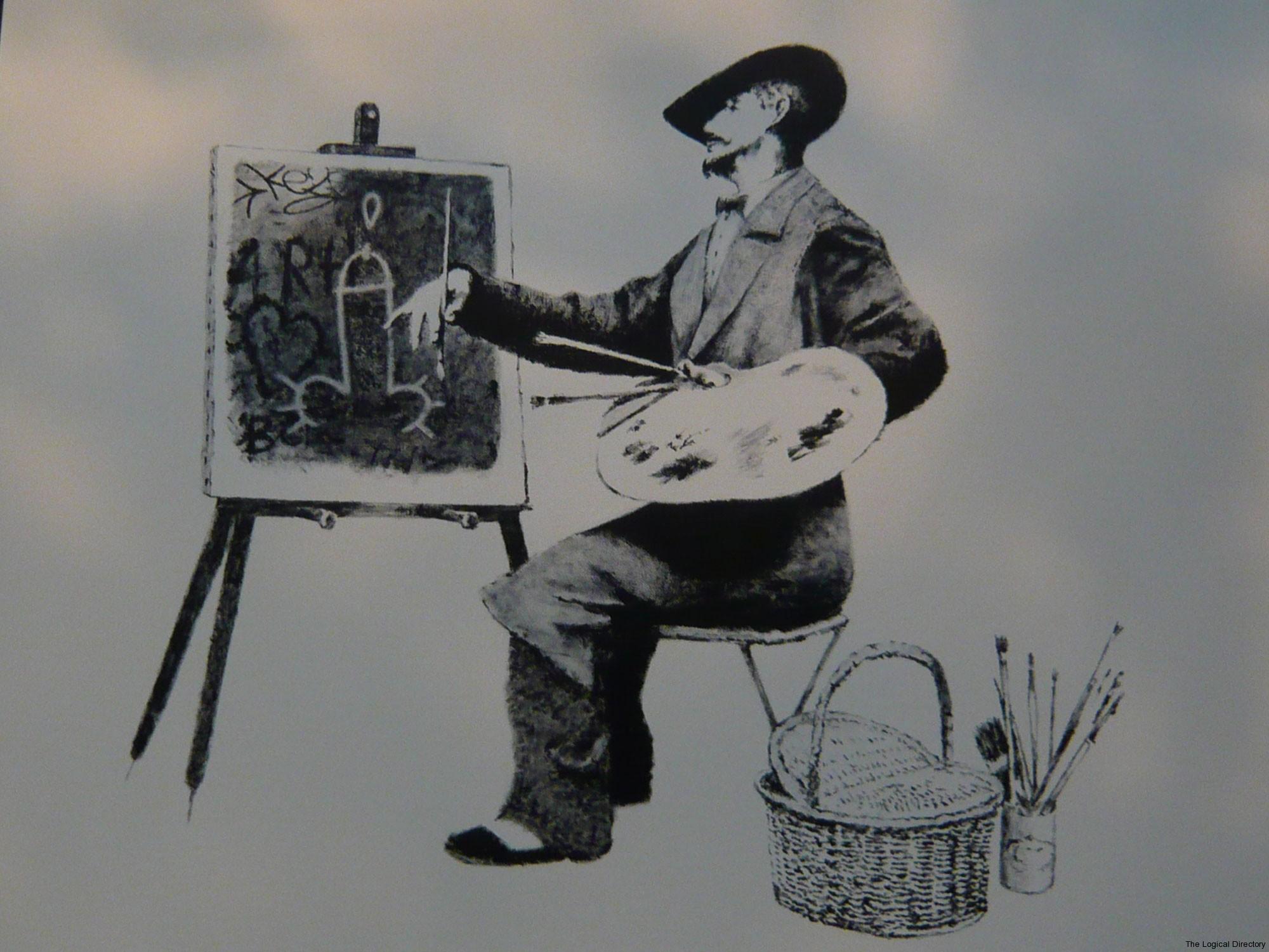 Banksy - Modern Day Masterpiece