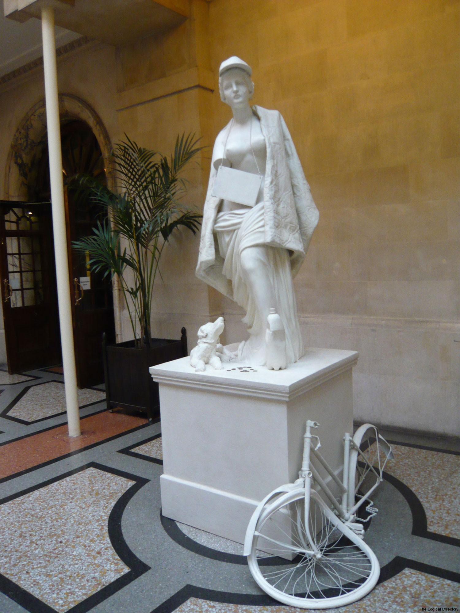 Banksys Venus De Milo