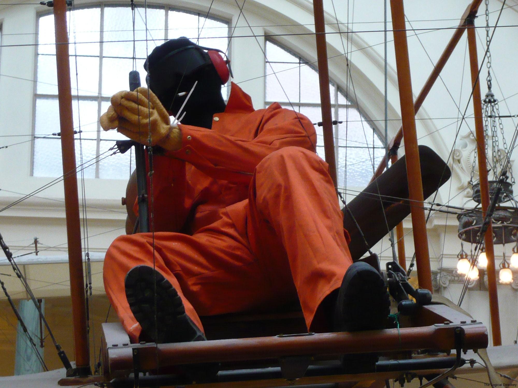 Banksy - Guantanamo Wright Brothers