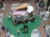 Banksy Playground and Ice Cream Truck