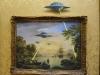 Banksy - UFO Invasion