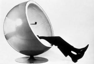 Retro Ball Chair - Eero Aarnio
