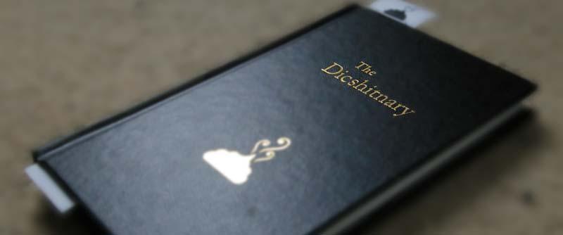 The Dicshitnary Book Cover