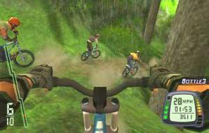 Downhill Domination MTB Bike Game
